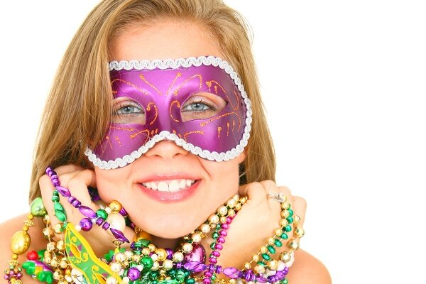 Fat Tuesday Mardi Gras Party Image