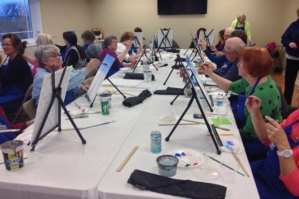 Exploring the World of Watercolor Class with Kathy Bohs