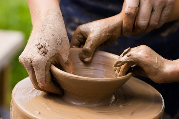 Tuesday Morning Adult Pottery Class For Advanced Ceramic Artists
