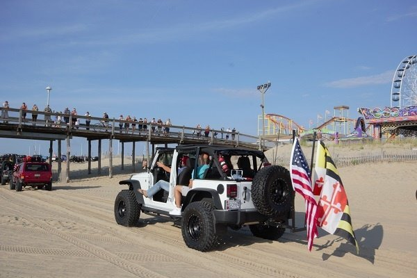 2020 Ocean City Jeep Week