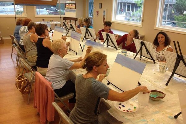 In Person Beginners and Beyond Watercolor Class & Workshop
